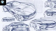 BMW Z3 M tasarım çalışması