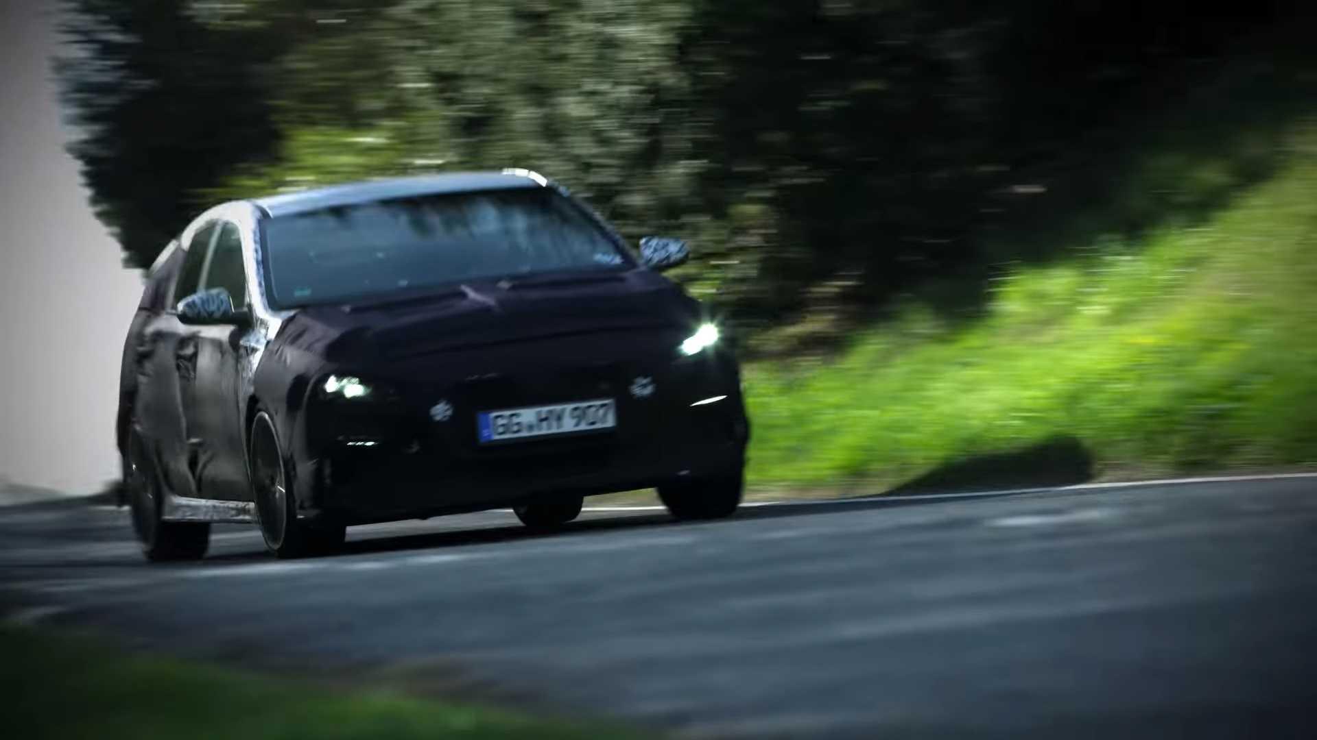 Simple 2018 Hyundai I30 N Hot Hatch Tested On UK39s Twisty Roads