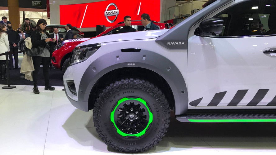 Nissan at the 2017 Buenos Aires Auto Show