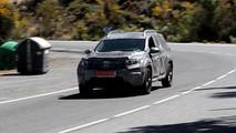 Dacia Duster, imágenes de un vídeo espía