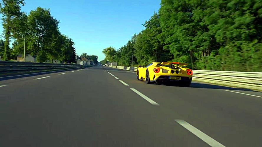 Ford GT - Ken Block