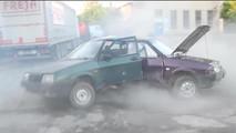 Russia Automotive Fidget Spinner