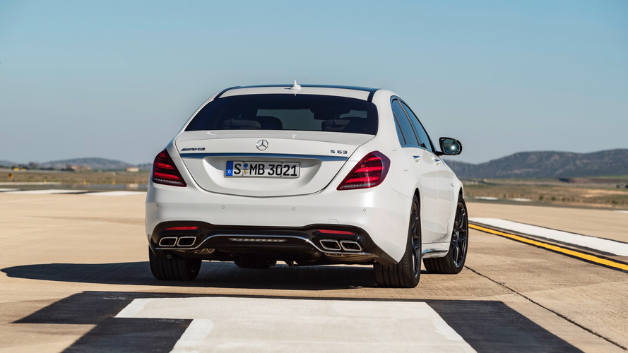 Get to know the 2018 mercedes amg s63 through promo videos for Mercedes benz s63 amg 2018