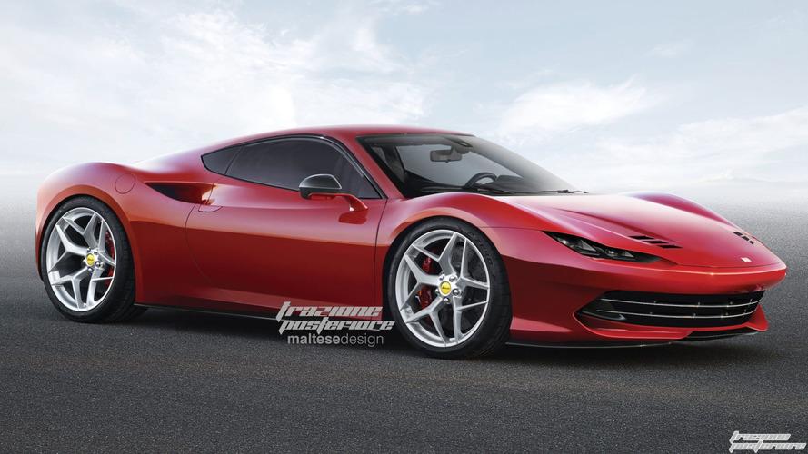 Ferrari Dino Renderképek