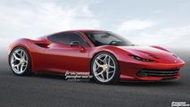 Ferrari Dino Tasarım Yorumu