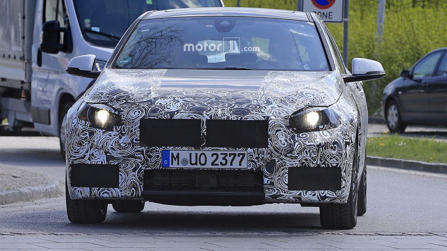 2019 BMW 1 Serisi ilk defa yakalandı