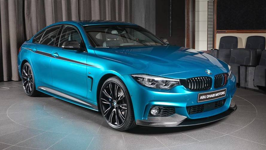 BMW M440i Gran Coupe M Performance