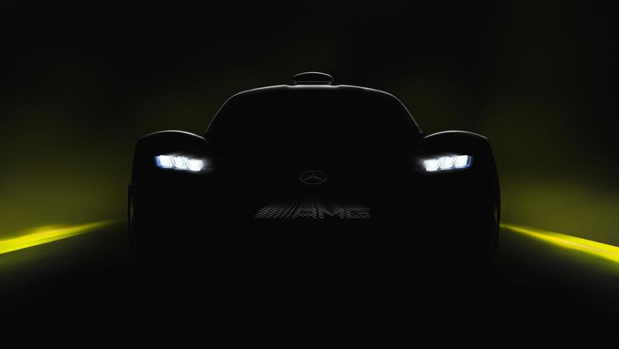 Újabb fotón fenyeget a Mercedes-AMG Project One