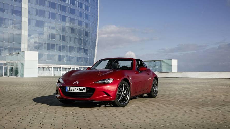 Los futuros planes de Mazda, al descubierto