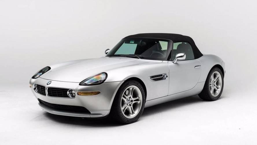 BMW Z8 que pertenceu a Steve Jobs será leiloado