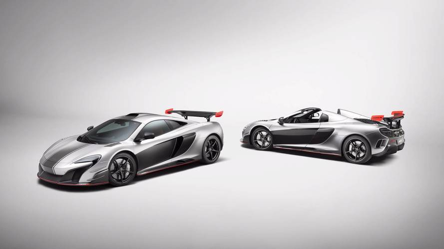 McLaren MSO R Coupe, Spider Were Created For One Lucky Customer