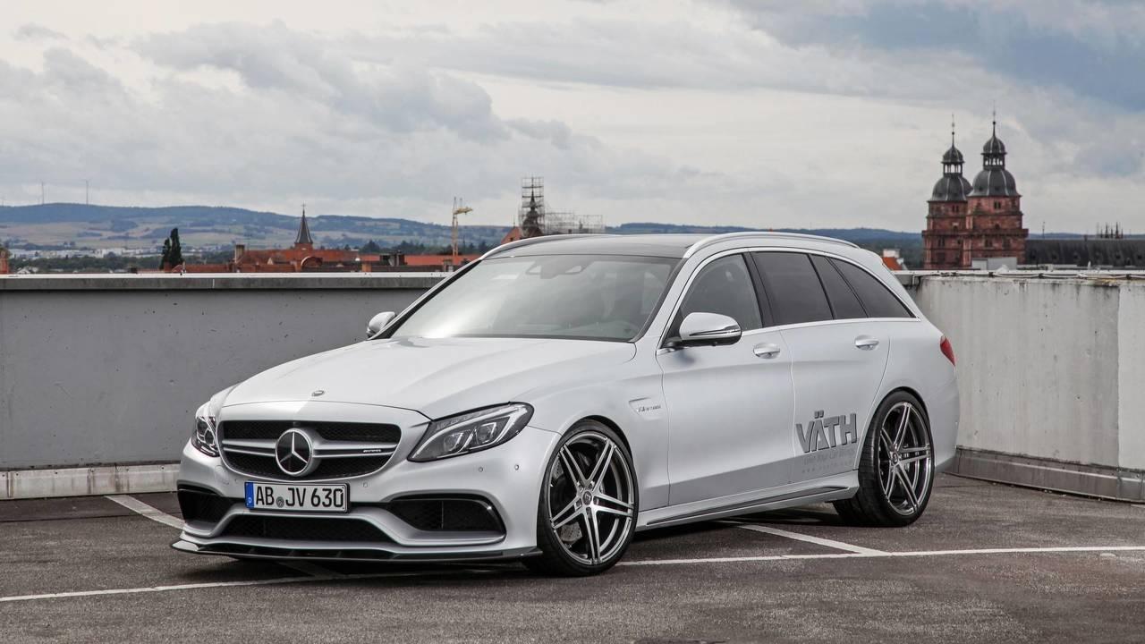 Mercedes-AMG C63 Estate by VATH