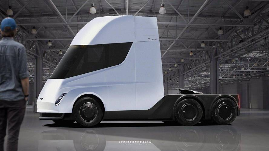 Everything We Know About The Tesla Semi – Infographics