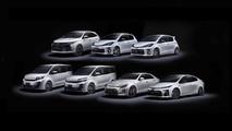 Toyota GR spor otomobil yelpazesi - Japonya