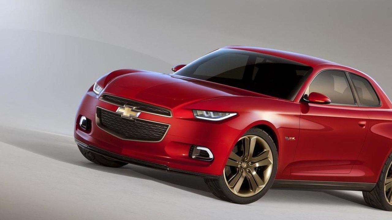 Chevrolet Code 130R concept 09.01.2012