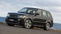 Range Rover Sport Stormer Edition - Australian market