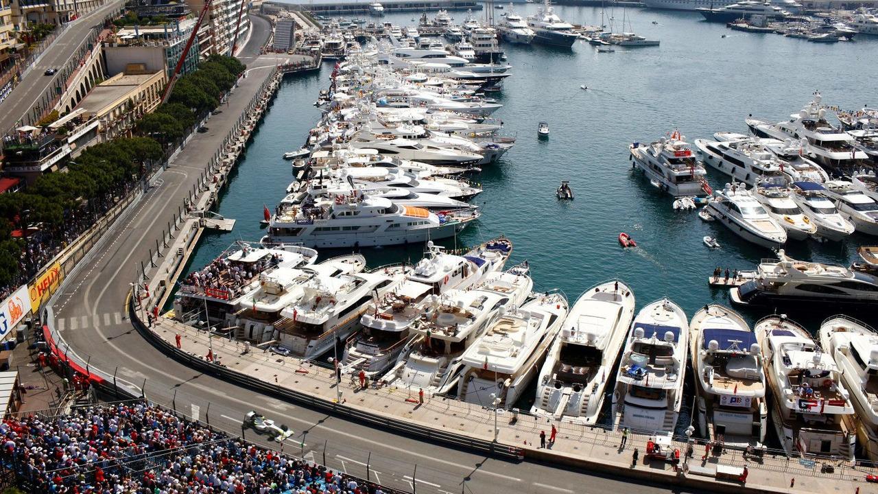 Monaco Grand Prix 2009