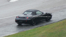 2011 Porsche Boxster spy photo