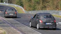 2011 Suzuki Swift Nurburgring spy photos, Germany, 13.04.2010