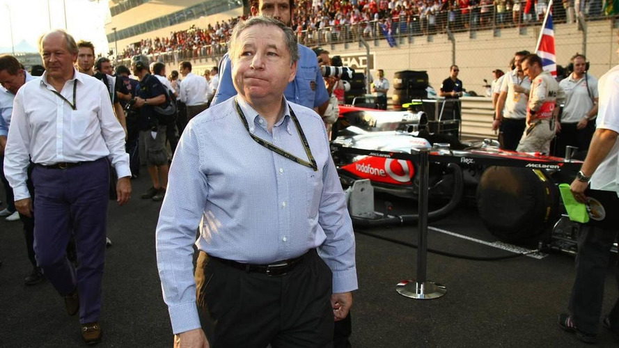New F1 tracks must allow overtaking - Todt