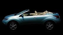 Nissan Murano CrossCabriolet teaser - 11.15.2010