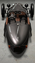 Morgan 3 Wheeler outed before Geneva debut [video]