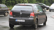 Volkswagen Up mule makes an appearance