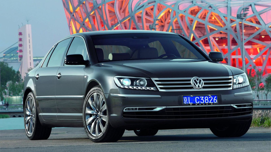Volkswagen exec confirms a new Phaeton is under development - report