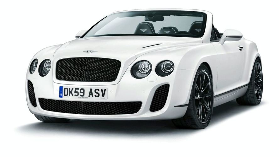 All Bentley Continental Models to Have Flex-Fuel Capability