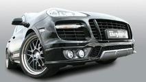 Cargraphic Cayenne Diesel