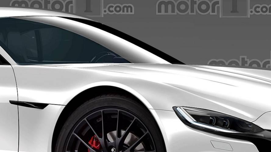 Illustration Mazda RX-9