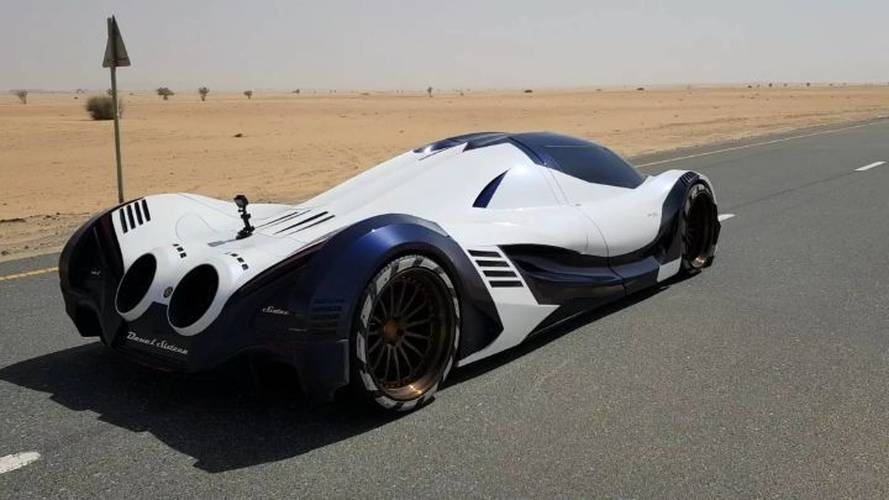 Devel Sixteen Acceleration Video Leaves Us Wanting More