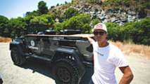 Jon Olsson's Mercedes-Benz G500