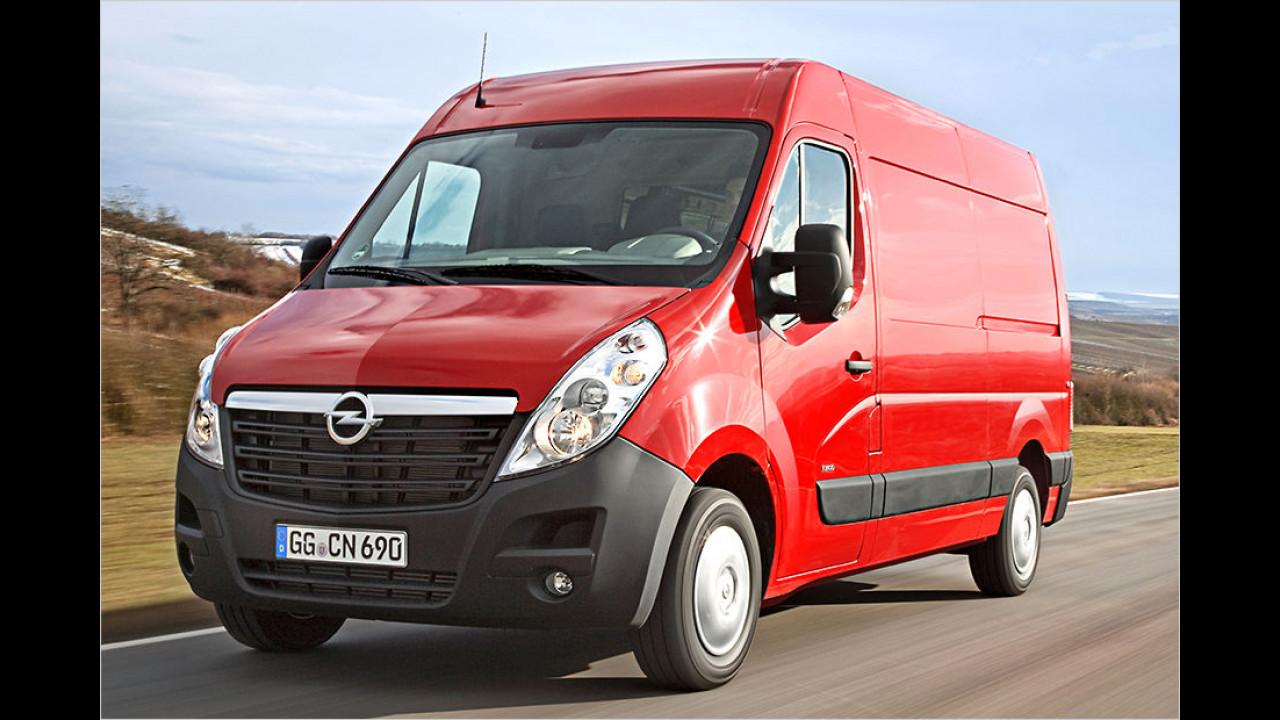Opel Movano (2010)