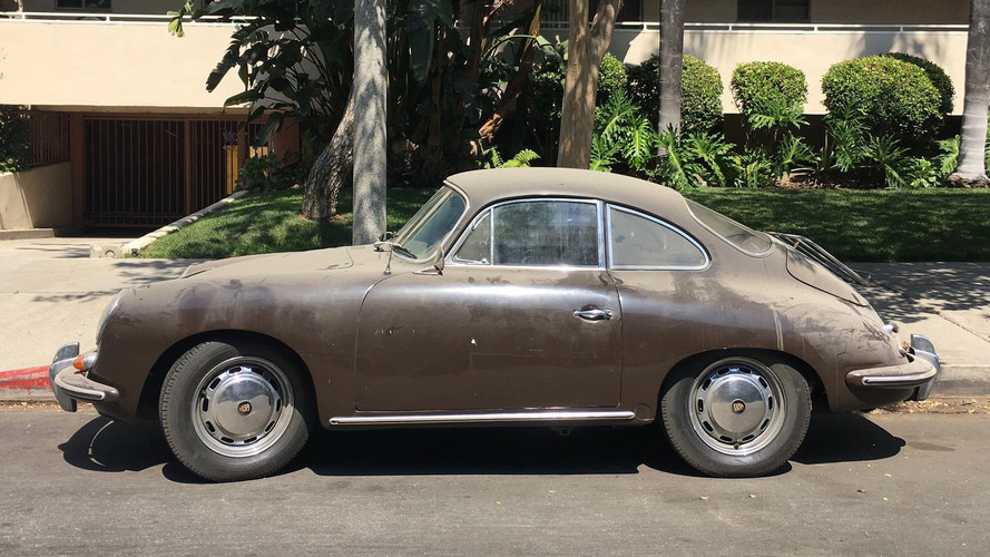 The Present Ghost of Porsche Past: The 356C That Haunts My Dreams
