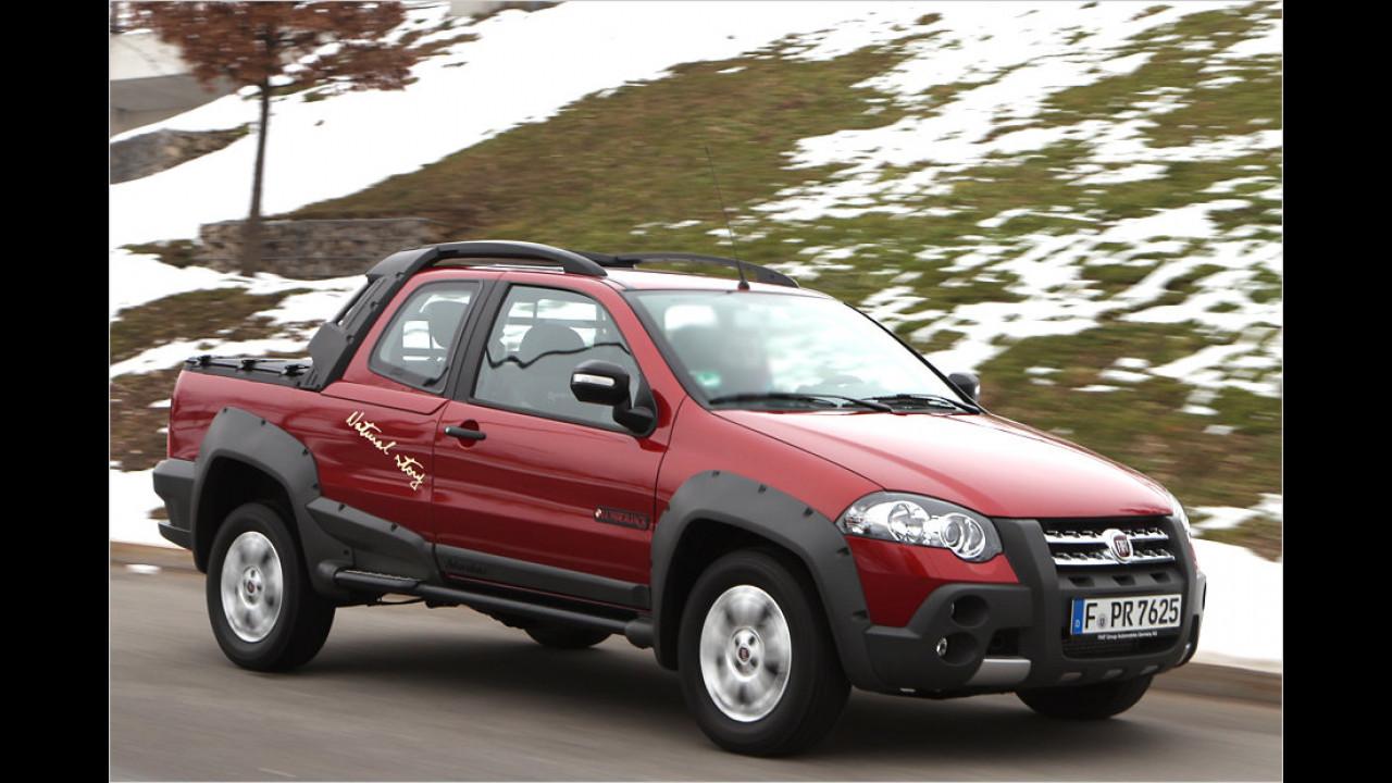 Fiat Strada Adventure Lumberjack