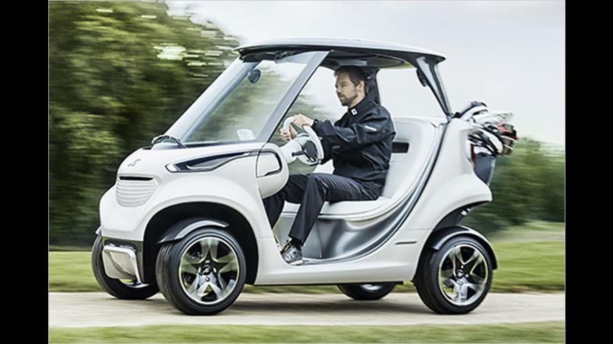 Golf von Mercedes