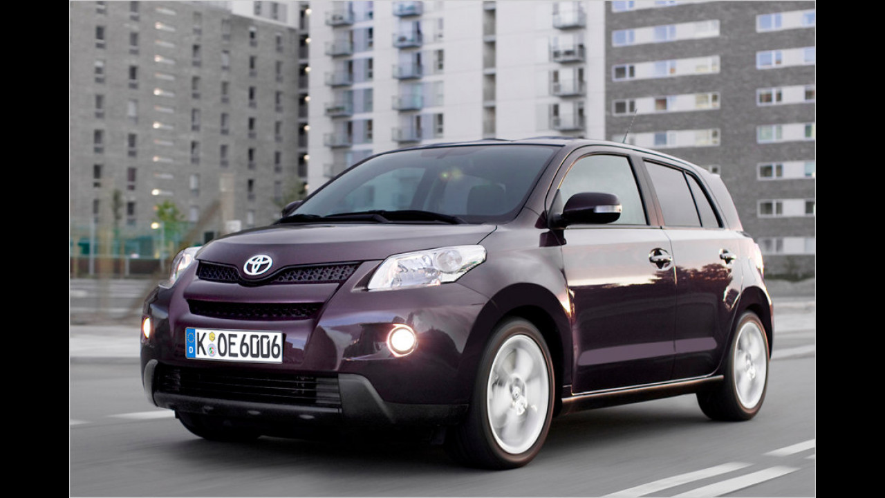 Flop: Toyota Urban Cruiser