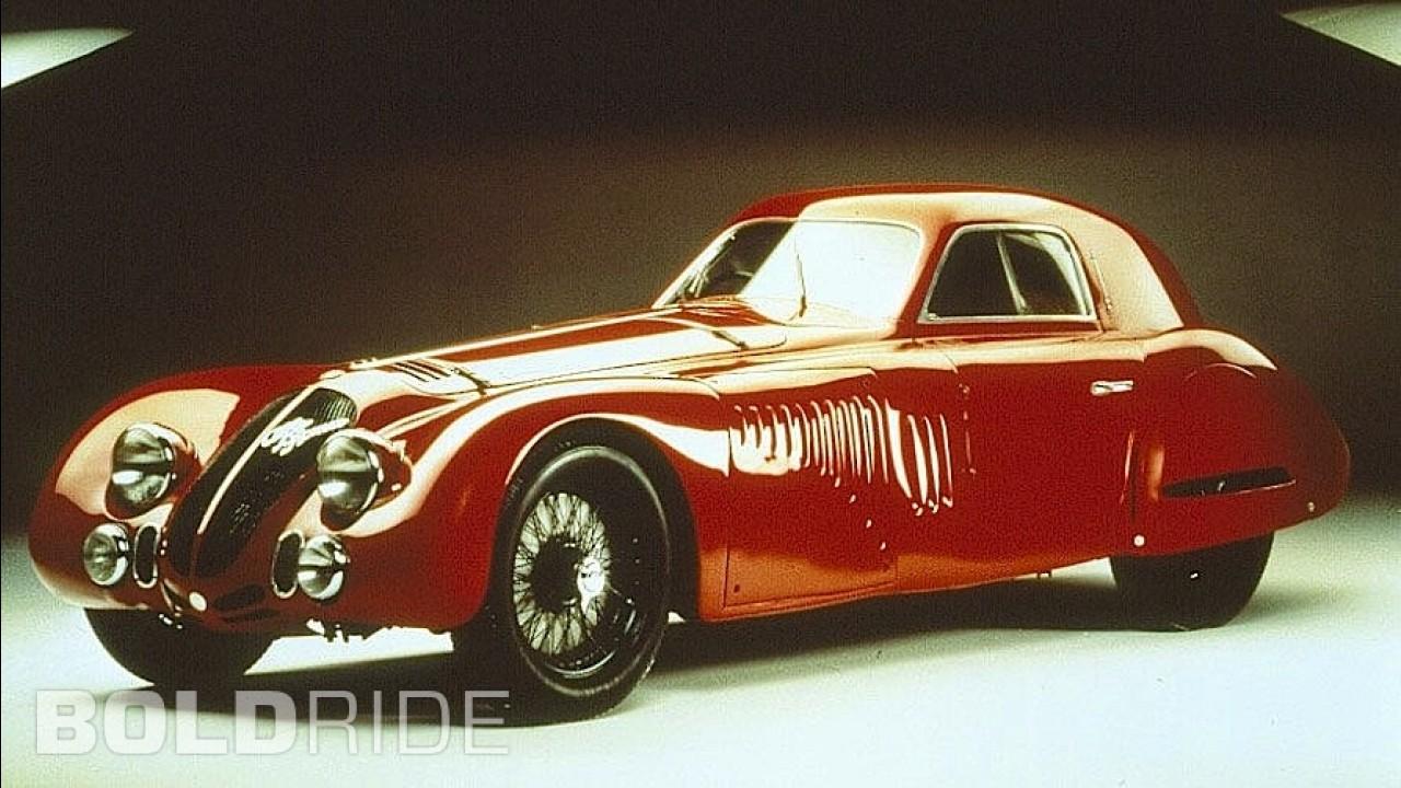 Alfa Romeo 8C 2900 LeMans
