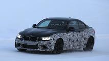 2016 BMW M2 spy photo