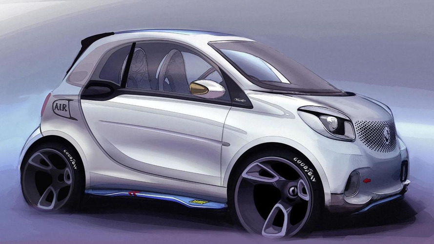 Smart ForTwo Cabrio to be introduced later this year