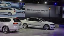2015 Volkswagen Passat GTE & Variant GTE at 2014 Paris Motor Show