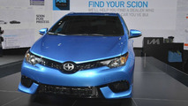2016 Scion iM arrives in New York as a US-spec Toyota Auris