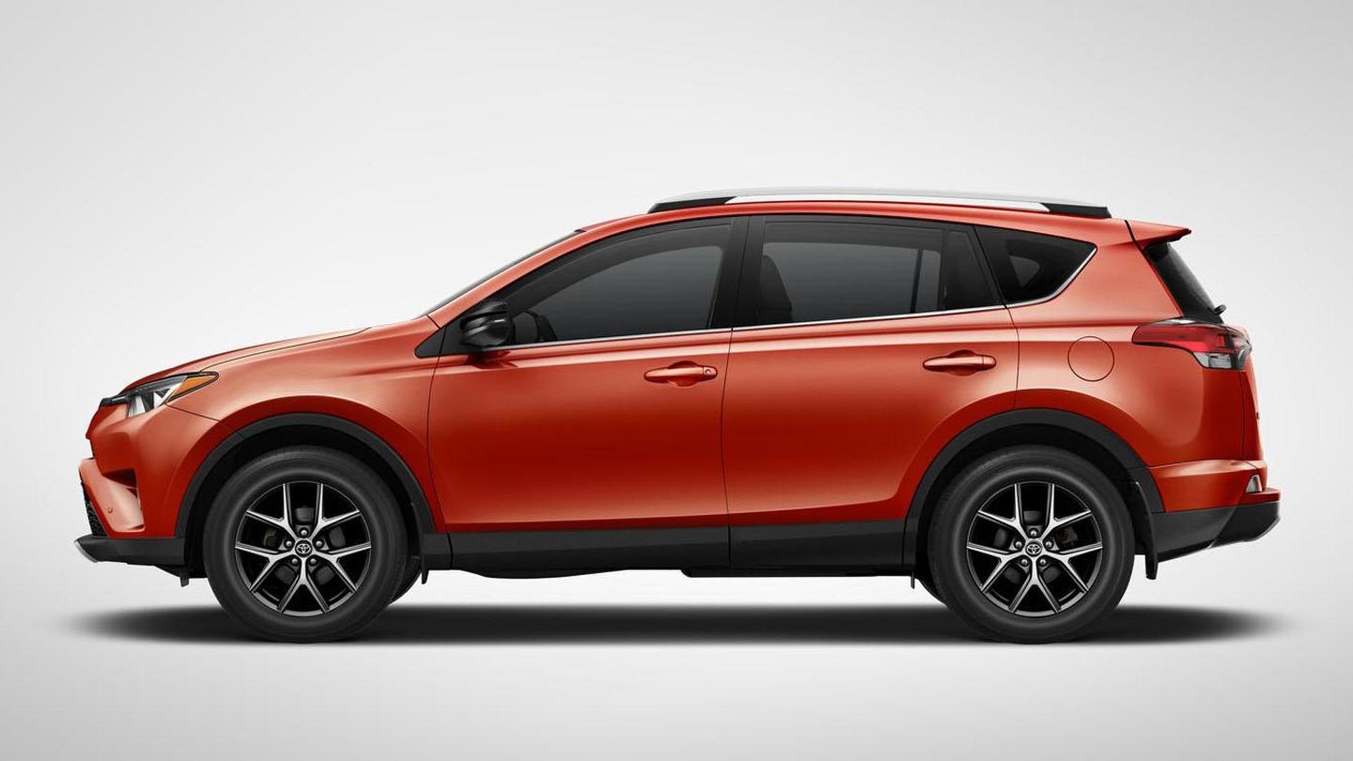 Купить Тойота Рав 4 2016-2017 года у официального дилера в ...