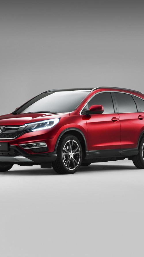Honda announces predictive cruise control system, will debut on the Euro-spec CR-V