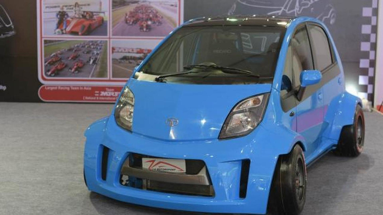 Tata Super Nano by JA Motorsport