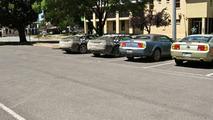 2009 Chevrolet Camaro spy photo