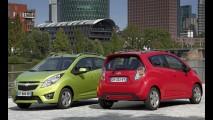 Cada vez mais perto do Brasil: Chevrolet lançará o novo Spark no México ainda este ano