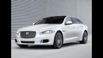 Salão de Pequim: Jaguar XJ Ultimate 2013 - O mais luxuoso da linha ganha novos itens