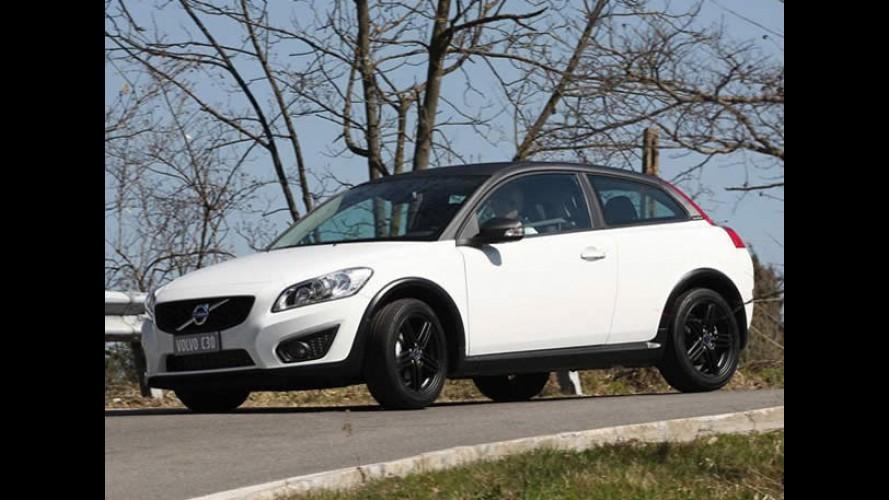 Volvo C30 Design Black Edition: somente para italianos